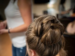 Montana's Bridal Hair 2