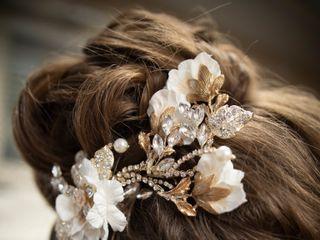 Montana's Bridal Hair 3