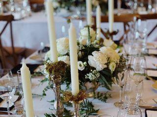 Carol-Anne Barnes Bespoke Wedding Flowers 5