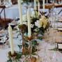 The wedding of Kim F. and Carol-Anne Barnes Bespoke Wedding Flowers 11