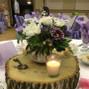 The wedding of Ashleigh and Luda Flower Salon 3