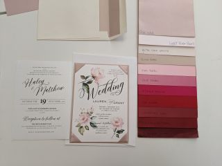 Stephita Wedding Invitations 1
