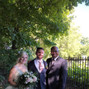 The wedding of Morgan J. and Garry Francis Officiating Services 19