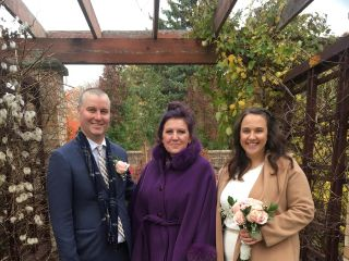 Tracy Sweet - Ontario Wedding Officiant 5