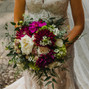The wedding of Melissa Scott and Plush Flowers 18