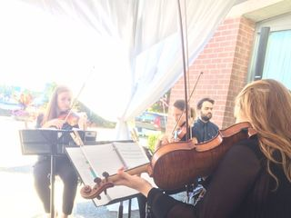 Cascadia Quartet & String Ensembles 4