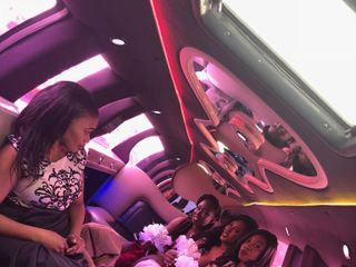 Just For U Limo Bus 4