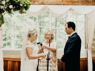 Tracy Biggar, Wedding Officiant 4