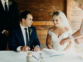 Tracy Biggar, Wedding Officiant 5