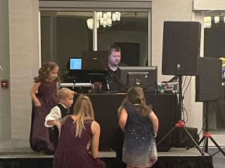 Something Blue Wedding DJs 1
