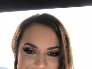 Siobhan's Makeup 1