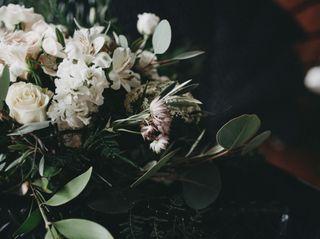 Postmark Flowers 5