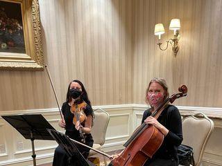 Jennifer Moersch ~ Cellist and Ensembles 1