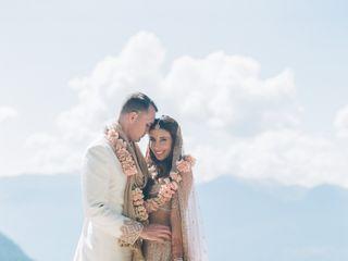 Blush Wedding Photography 6