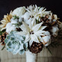 The wedding of Amber Becker and Calyx Floral Design 21