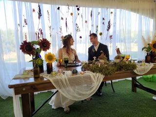 Woodland + Wildflower Weddings at RavenRidge 1