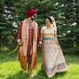 The wedding of Shreya P. and Haley Erdegard 38