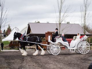 Loft Country Weddings & Carriages 3