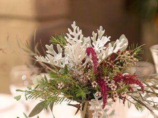 Burlap & Lace Florals 4