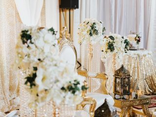 Exquisite Affairs Wedding & Event Design by Amal Kilani 1