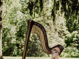 Rose Soenen - Harpist 1