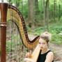 The wedding of Vanessa Bagworth (Battisti) and Chantal Dube, The Harpist 2