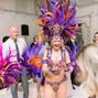 The wedding of Liana Shahinian and Samba Fusion 10