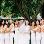 The wedding of Josine Tence and Jen Evoy Makeup Studio 8