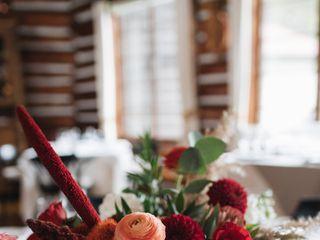 Eastern Hemlock Florals 2