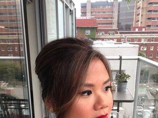 Ariana & Team Mobile Makeup + Hair 2