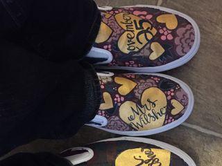 Bigfoot Custom Shoes 3
