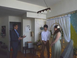 Dr. Nick Overduin - Wedding Officiant 2