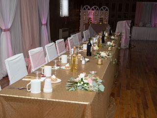 Chic & Unique Wedding Design 1