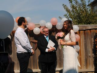 Mark Roberts - Officiant 1