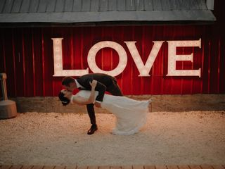 The Rustic Wedding Barn 1