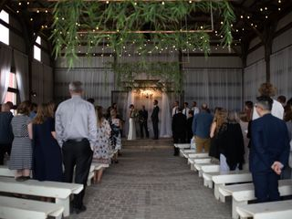 The Rustic Wedding Barn 2