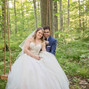 The wedding of Christine Carlile and Ferré Sposa 9