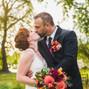 The wedding of Rebekah and Ladybug Florist 13