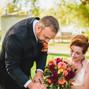 The wedding of Rebekah and Ladybug Florist 14