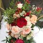 The wedding of Caitlin Jeffs and Nineteen Melrose Flower Studio 10