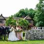 The wedding of Amanda Ross and Hart House Restaurant 17