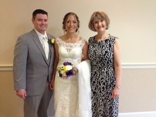 Suzanne Myers, Professional Celebrant & Wedding Officiant 5