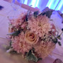 The wedding of Elyse Lukens and Calyx Floral Design 10