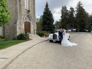 Classic Rolls Royce Chauffeur Services 1