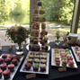 The wedding of Lea Tremblay and Mooch: Custom Confections 6