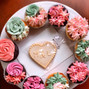 The wedding of Lea Tremblay and Mooch: Custom Confections 7