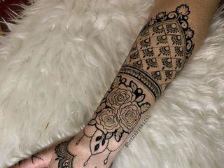 Swarah Henna Art 1
