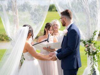 Rev. Joanne DeGasperis - Wedding officiant 4