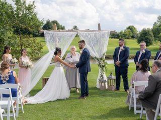 Rev. Joanne DeGasperis - Wedding officiant 5