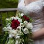The wedding of Illusha Nokhrin and Blooms Studio 12